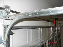 Garage Door Tracks Repair Houston